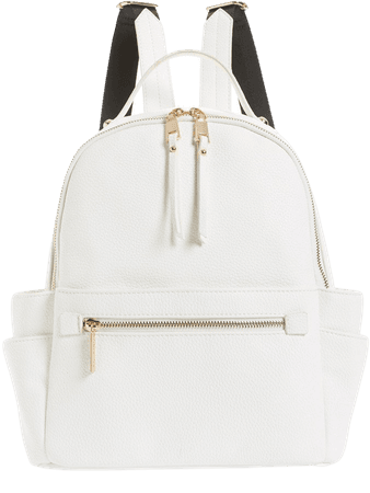 Isabel Vegan Leather Backpack