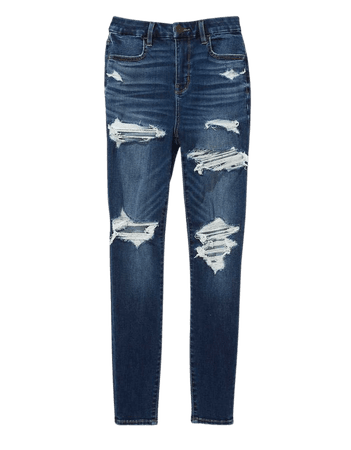 AE Ne(x)t Level Ripped Curvy High-Waisted Jegging