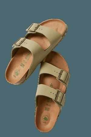 Birkenstock Arizona Birkibuc Vegan Sandal   Urban Outfitters