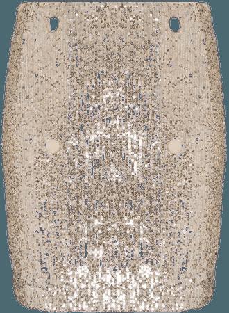 ROTATE London sequin-embellished Mini Skirt - Farfetch
