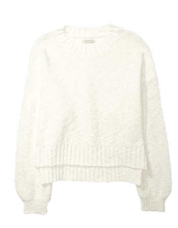 AE Slouchy Crew Neck Sweater