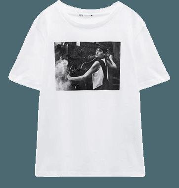 LYNNE KOESTER T-SHIRT | ZARA United States