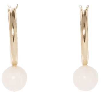 Sole Society Small Ball Huggies | Sole Society Shoes, Bags and Accessories gold