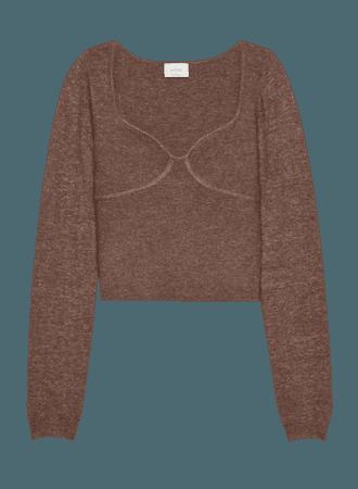 Wilfred GREER SWEATER | Aritzia INTL
