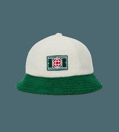 Casablanca - Patch bucket hat | Mytheresa