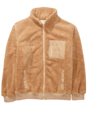 AE Sherpa Bomber Jacket