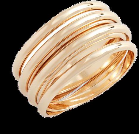 Halogen® Spiral Wrap Ring | Nordstrom