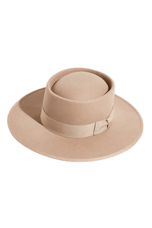Harlow Felt Boater Hat | Free People