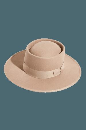 Harlow Felt Boater Hat | Free People