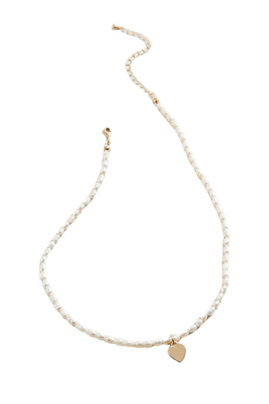 Mallory Freshwater Pearl Necklace | Urban Outfitters