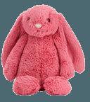 Jellycat Plush Bashful Bunny Chime Stuffed Animal, Pink   Neiman Marcus