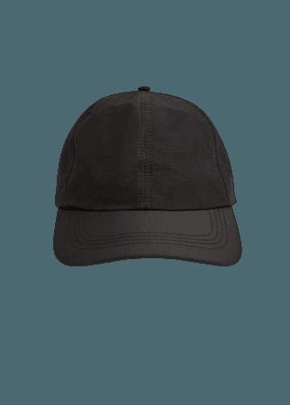 Cap with visor - Women | Mango USA