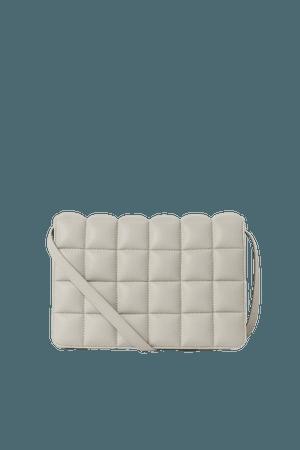 Shoulder Bag - Light taupe - Ladies   H&M US