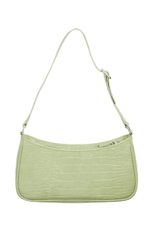 Small hand bag - Light green - Bags - Monki
