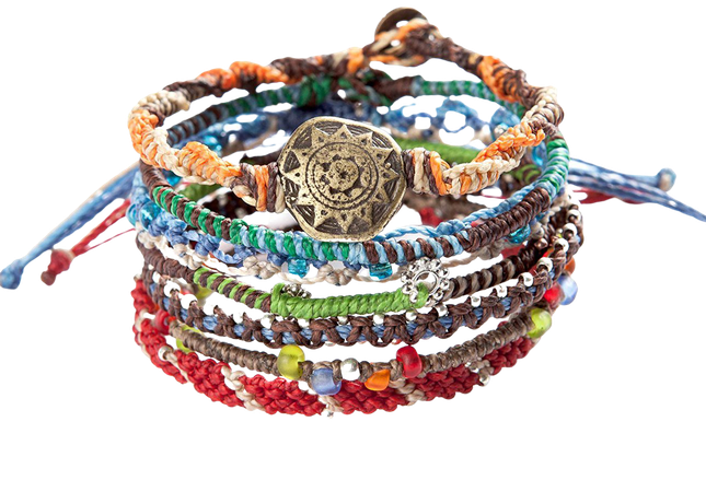 Elemental Bracelets