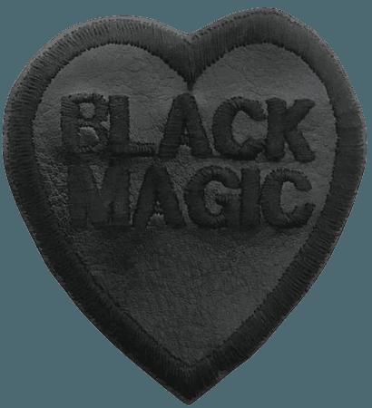 Black magic patch