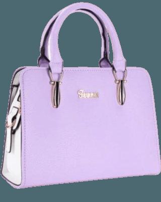 Amazing Deals on Women Tote Handbag Purse Leather Lady Messenger Bag Shoulder Bags Satchel Clutch,Taro purple color