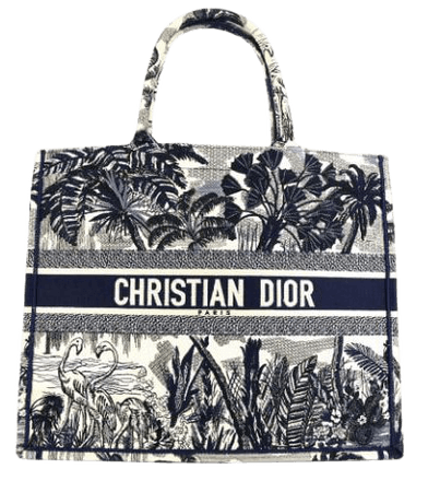 Christian Dior pre-owned Book Tote Bag - Farfetch