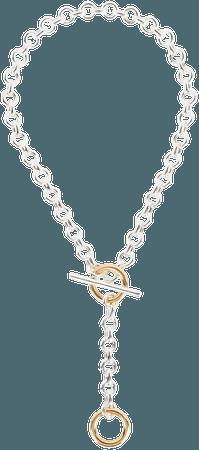 Loren Stewart Deux Toggle Chain Necklace | INTERMIX®