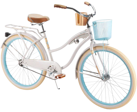60s bike with basket