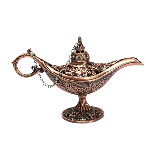 Mrosaa 12cm Magic Lamp Fairy Tale Magic Lamps Tea Pot Genies Lamp Vintage Toys Home Decoration For kids Children Gifts-in Figurines & Miniatures from Home & Garden on Aliexpress.com | Alibaba Group