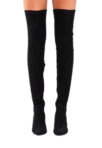 Jeffrey Campbell Cienega Over-The-Knee Boot