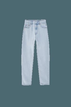 Basic mom jeans - pull&bear