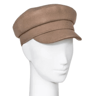 Women's Captain Hat - Universal Thread™ Taupe One Size : Target