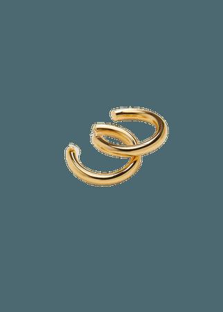 Hoop earrings - Women | Mango USA