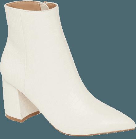 Steve Madden Nadalie Pointed Toe Bootie (Women) | Nordstrom
