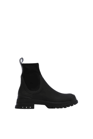 RUBBERIZED ANKLE BOOTS | ZARA United States