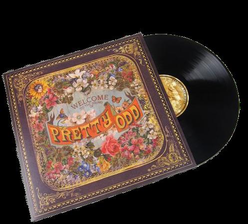 Pretty Odd Panic At The Disco Vinyl