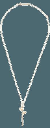 AMBUSH Rose Pendant Necklace - Farfetch
