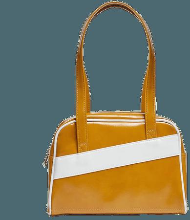 Retro shoulder bag - pull&bear