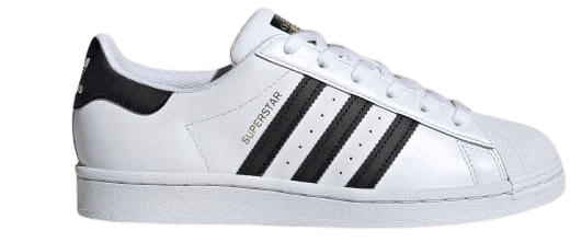 Women's Superstar Cloud White and Core Black Shoes | adidas US