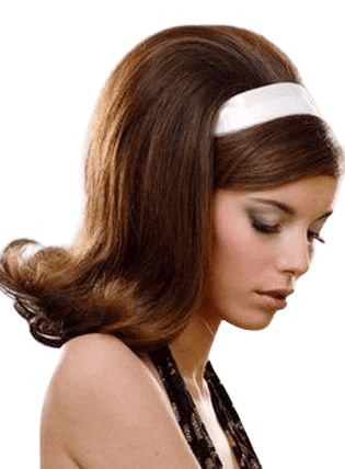 Show Choir-60s Set   50s hairstyles, 1960s hair, Long hair styles
