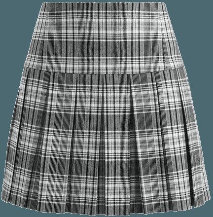 Emilie Pleated Mini Skirt   Alice And Olivia