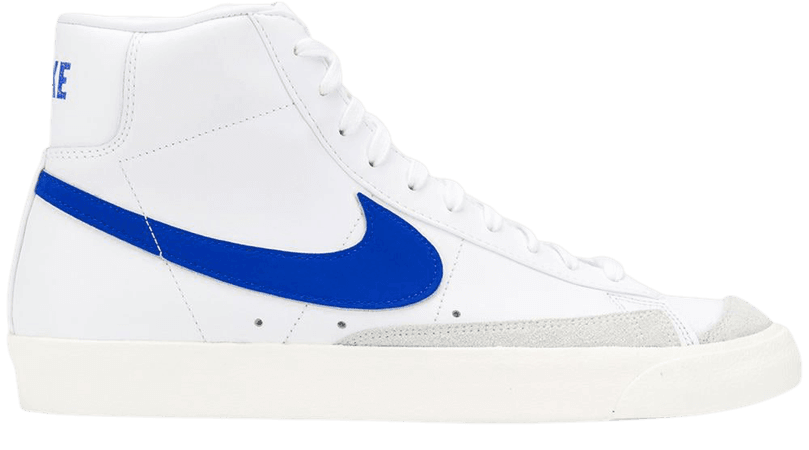 Shop white Nike Blazer Mid 77 sneakers with Express Delivery - Farfetch