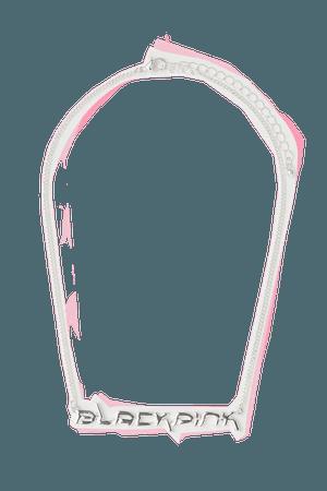 Necklace - Silver-colored/Blackpink - Ladies | H&M US