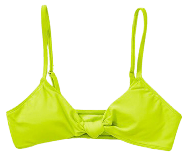 Knotted Bikini Top
