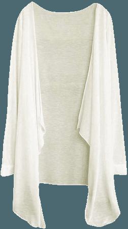 2020 Women's Thin Blouse Sun Protection Loose Casual Tops Kimono Cardigan Yellow at Amazon Women's Clothing store