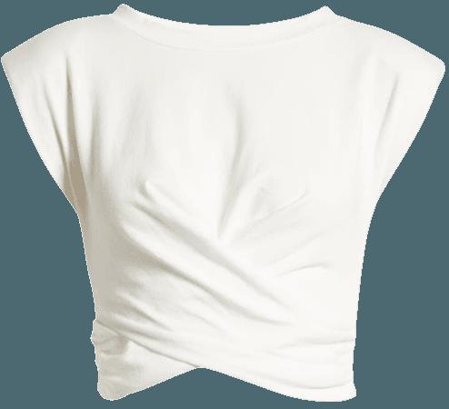 No Lies Crop T-Shirt   Nordstrom