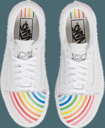 Vans x FLOUR SHOP Old Skool Sneaker (Women) | Nordstrom