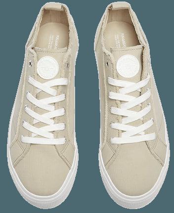 Casual fabric sneakers - pull&bear