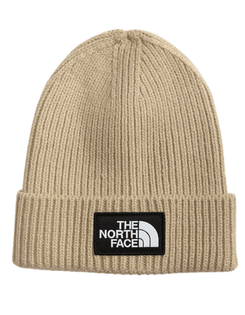 THE NORTH FACE Boxed Cuff Beanie - TAN - NF0A3FJX | Tillys
