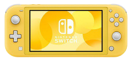 Nintendo Switch Lite - Yellow : Target