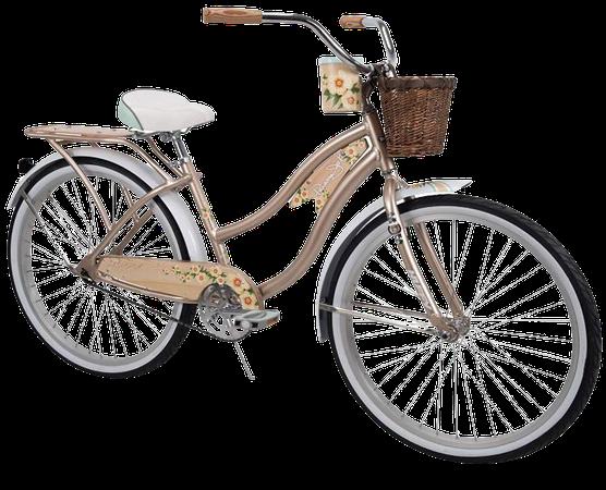 Lightweight Beach Cruiser Bike - Panama Jack | 26-Inch 76678 | Huffy