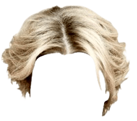 blond hair png mens