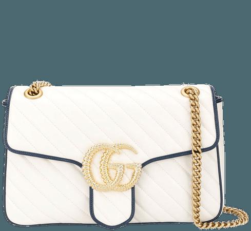 Gucci GG Marmont Shoulder Bag - Farfetch