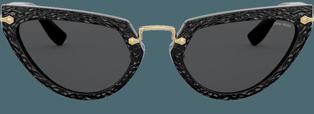 Miu Miu Eyewear Artiste cat-eye Sunglasses - Farfetch